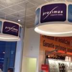 Lampenkappen op maat - Belgacom