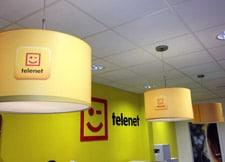 Lampenkappen op maat - Telenet