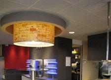 Lampenkappen op maat - Pizzahut